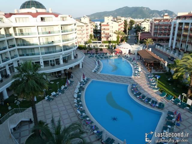 هتل پینتا دلوکس مارماریس (نقد و آنالیز)