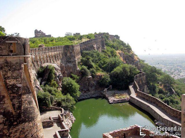 قلعه چیتورگاه در هند