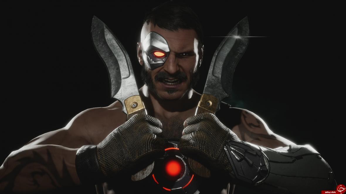 kano؛ یک دیوانه روانی یا یک فرمانده بی رحم در بازی Mortal Kombat