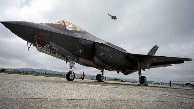 ممنوعیت فروش F-35 به ترکیه در لایحه بودجه دفاعی آمریکا