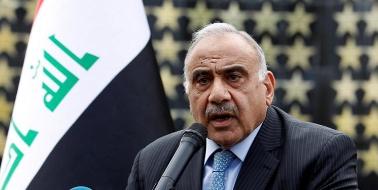 پاسخ منفی عبدالمهدی به درخواست واشنگتن برای لغو توافقنامه بغداد با چین