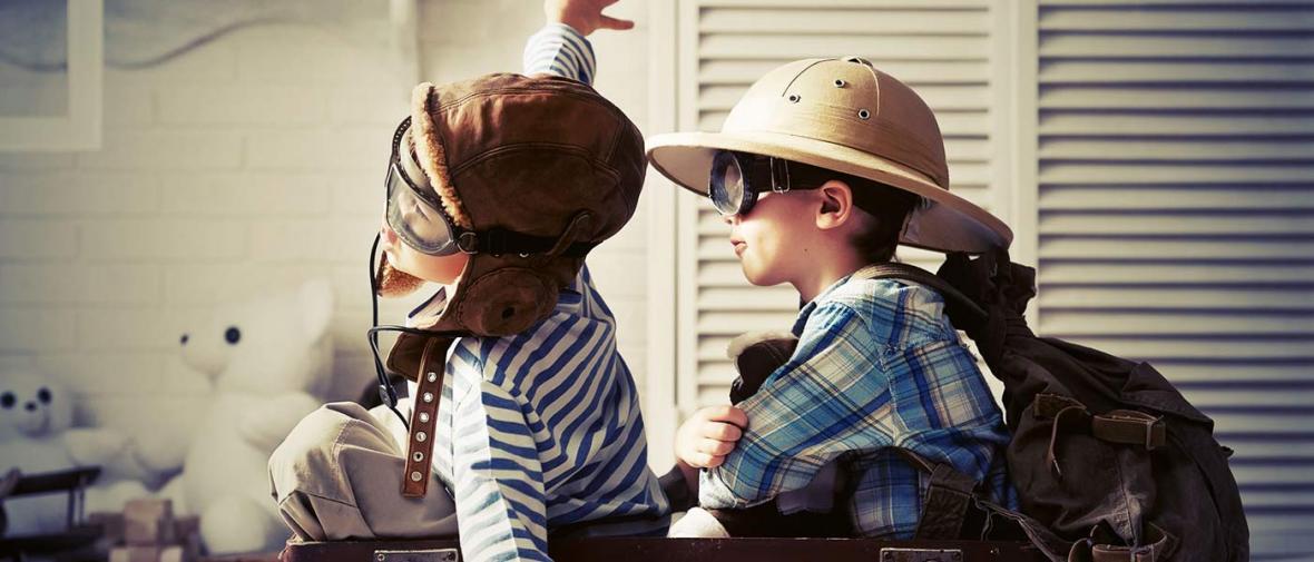 وسایل موردنیاز بچه ها در سفر