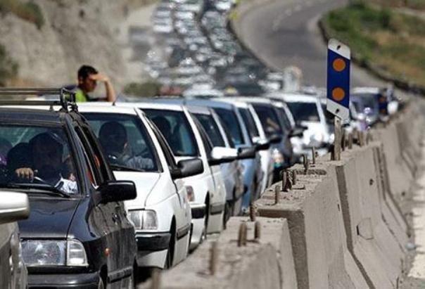 ترافیک نیمه سنگین در آزادراه کرج، اعلام محدودیت های تردد
