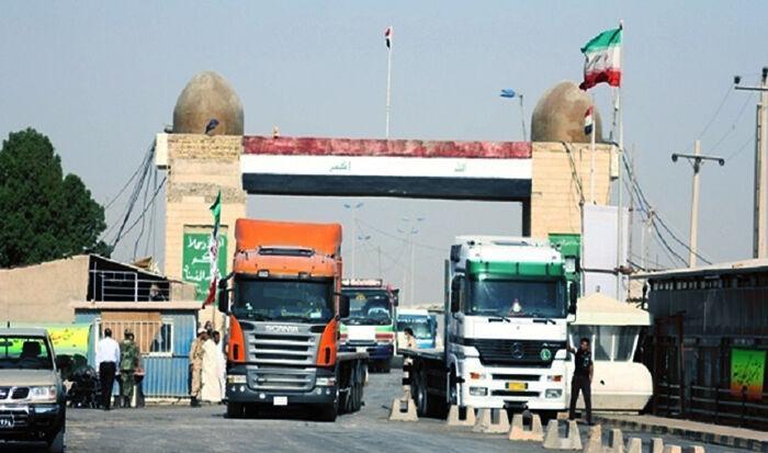 خبرنگاران 25 خودرو ایرانی به علت ورود غیررسمی در عراق توقیف شد