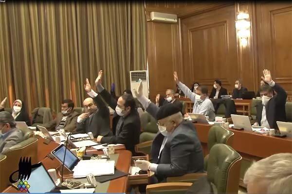 جلسه فوق العاده اعضای شورا با حناچی برای آنالیز بودجه در پساکرونا