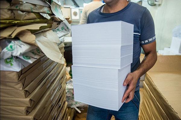 واردات 114 میلیون دلار کاغذ تصویب شد