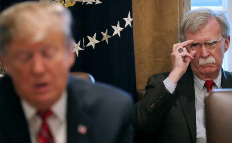 هشدار کاخ سفید به جان بولتون، کتاب افشاگرانه منتشر می گردد؟