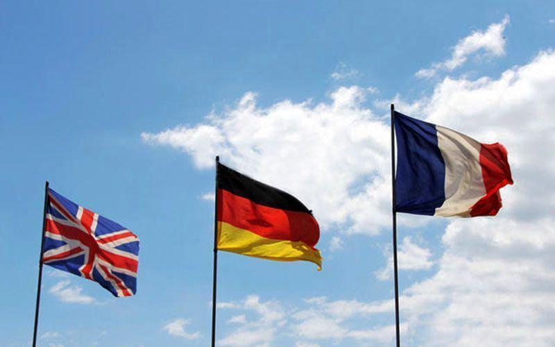 درخواست سه کشور اروپایی برای تمدید تحریم تسلیحاتی اروپا علیه ایران تا 2023