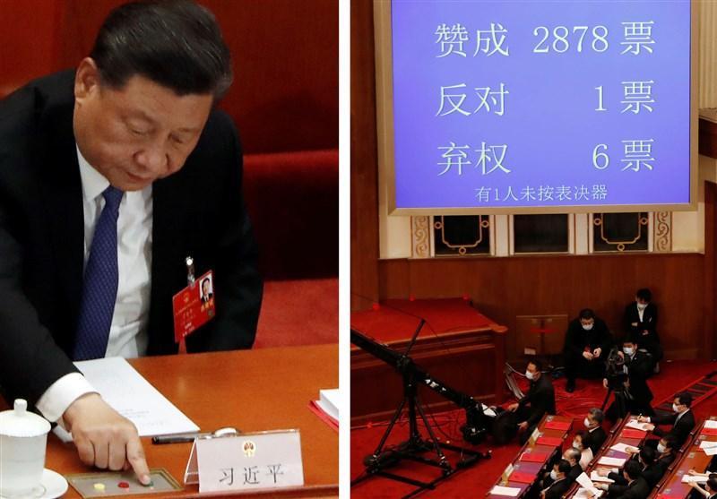 رؤسای سازمان های فعال در قانون امنیتی هنگ کنگ منصوب شدند