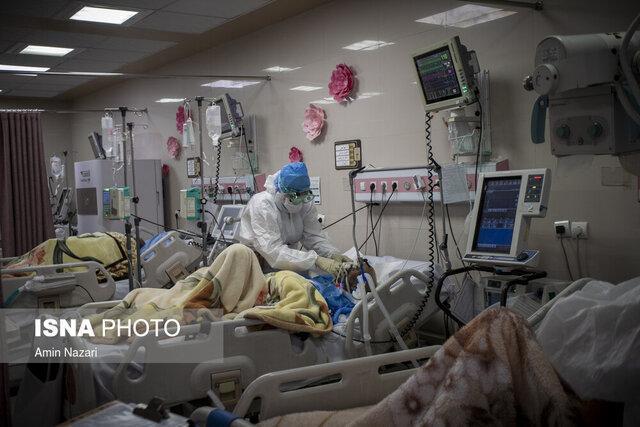 ظرفیت پذیرش بیماران مبتلا به کرونا در بیمارستان تربت جام تکمیل شد