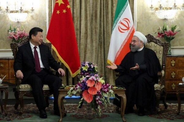 توافق با چین به کاهش تنش ایران و آمریکا منجر می گردد