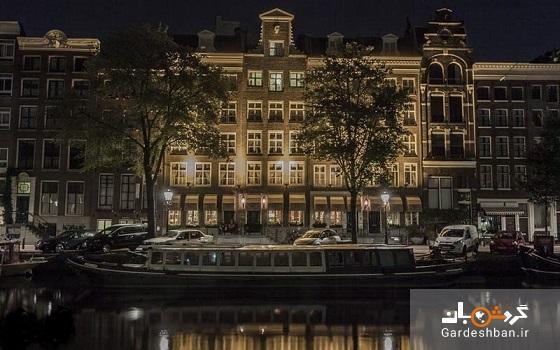 10 مورد از بهترین هتل های آمستردام، پایتخت پرجاذبه هلند، اقامت در هتل های پر آرامش و زیبا