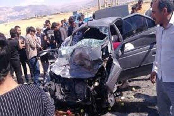 وقوع بیشترین حوادث جاده ای کهگیلویه و بویراحمد در محور یاسوج-اصفهان