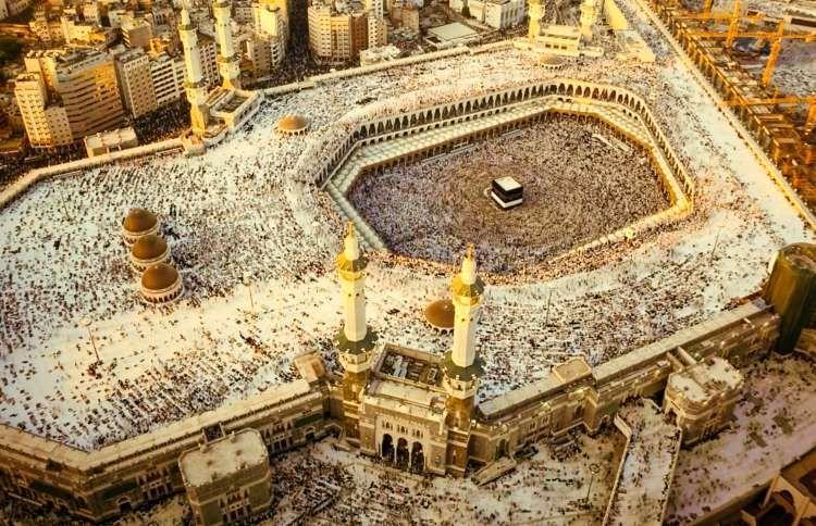 شگفت انگیز ترین اماکن مقدس جهان