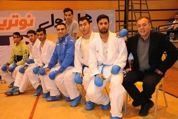 توافق دانشگاه آزاد با المپیکی های کاراته، به دنبال هفتمین قهرمانی
