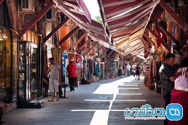 آشنایی با تعدادی از معروف ترین بازارهای سنتی استانبول