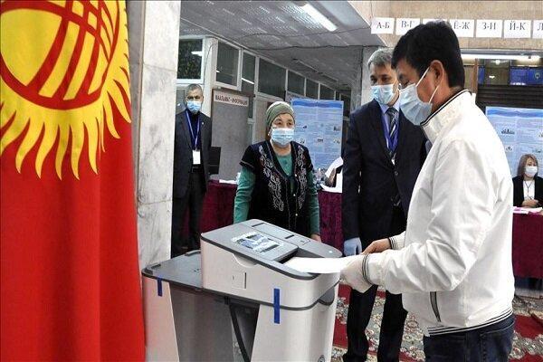 نتیجه رقابت های پارلمانی قرقیزستان باطل شد