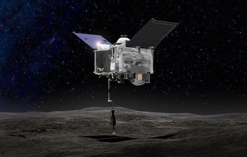 فضاپیمای اسیریس رکس ناسا امشب سیارک بنو را هدف قرار می دهد