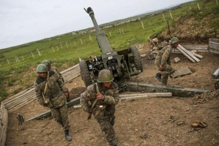 جمهوری آذربایجان از ادامه درگیری در چند محور خبر داد