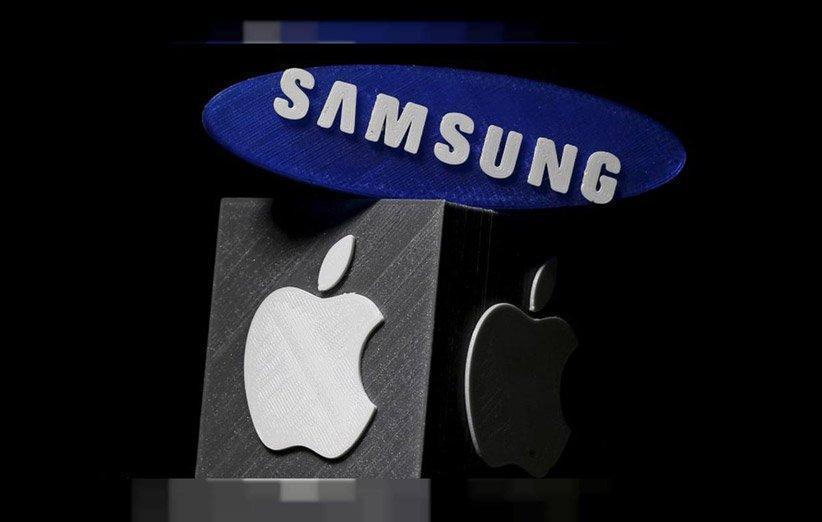 سامسونگ بعد از 3 سال رتبه اول بازار موبایل آمریکا را از اپل پس گرفت