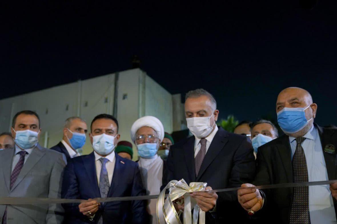 الکاظمی: مرجعیت دینی عراق الگوی ساخت نظام است