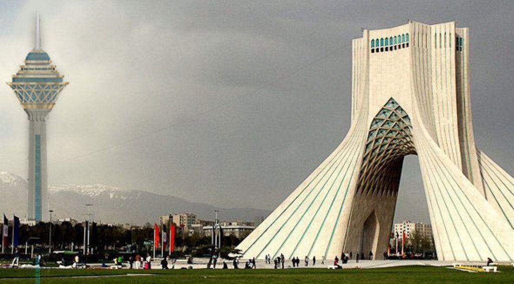 خبرنگاران کیفیت هوای تهران روی مدار سلامت
