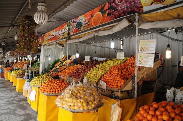 آخرین قیمت میوه در میادین میوه و تره بار