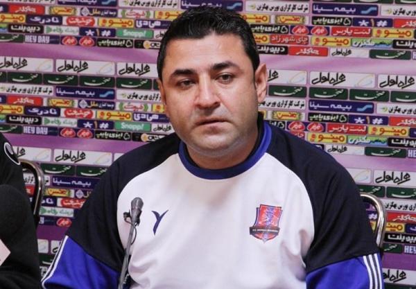 فاضلی: برخی بازیکنانم جوابگوی خواستههای ما و هوادارانمان نبودهاند، سرم پایین است و هر انتقادی را میپذیرم