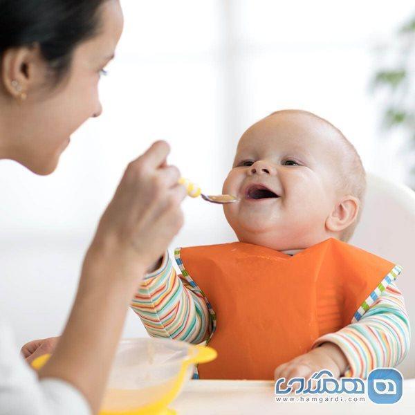 12 نکته تغذیه ای برای 6 ماهگی دوم نوزاد