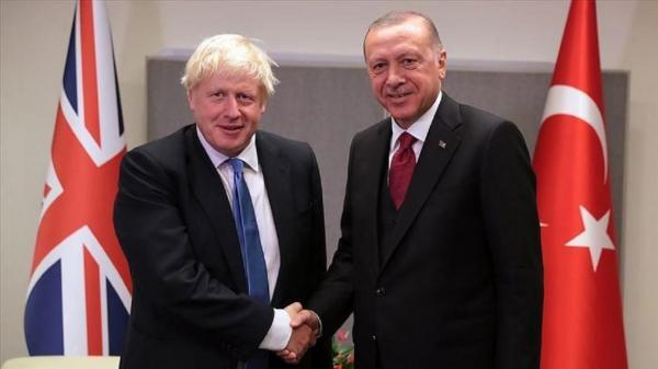 آنکارا و لندن توافق تجاری امضا می کنند