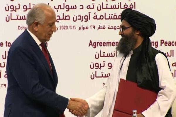 طالبان: اگر توافقنامه قطر نقض گردد، جنگ بزرگی روی خواهد داد
