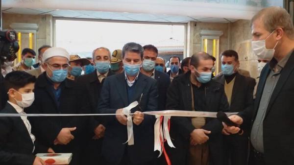 خبرنگاران استاندار آذربایجان غربی 11 طرح عمرانی و خدماتی در سردشت را افتتاح کرد
