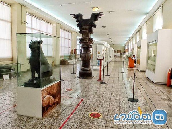 موزه ملی ایران پروتکل ویژه بازدید در بحران کرونا را بروزرسانی کرد