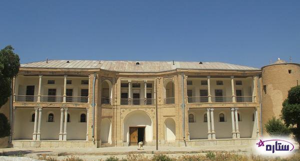قلعه دزک در استان چهارمحال و بختیاری