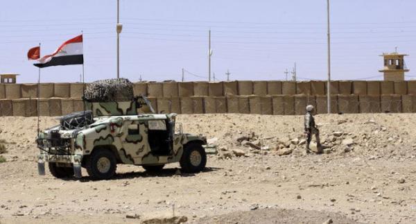 عراق نظارت الکترونیکی در مرز با سوریه را افزایش می دهد