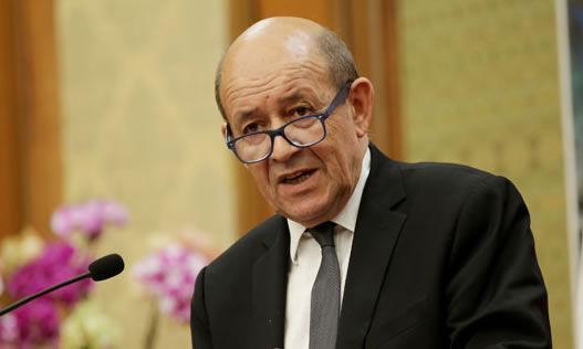خبرنگاران فرانسه از حمله آمریکا به سوریه حمایت کرد