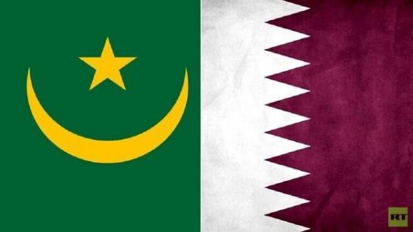 ازسرگیری روابط دیپلماتیک بین قطر و موریتانی