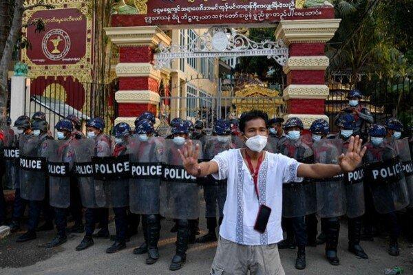سفیر میانمار در سازمان ملل برکنار شد