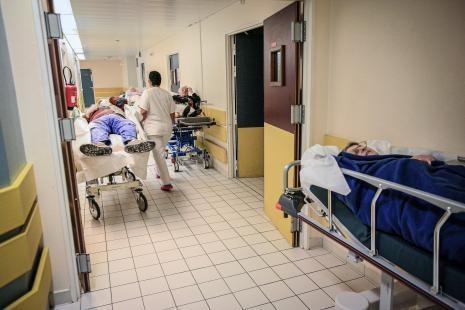 کمبود تخت آی سی یو در بیمارستان های حومه پاریس