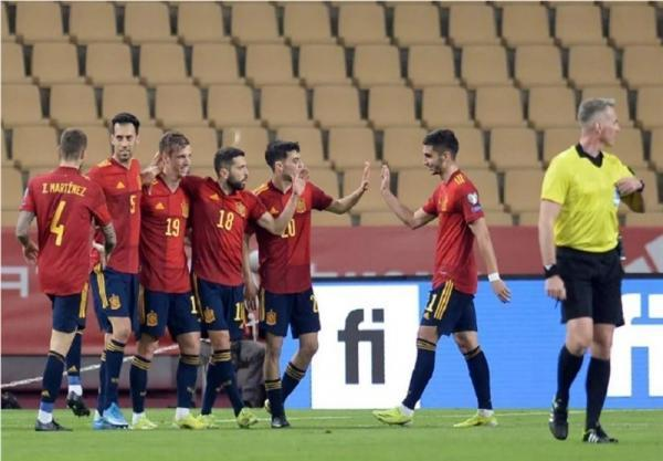مقدماتی جام جهانی 2022، ایتالیا، اسپانیا و فرانسه یک قدم دیگر به صعود نزدیک شدند، پیروزی سخت انگلیس و شکست آلمان در خانه