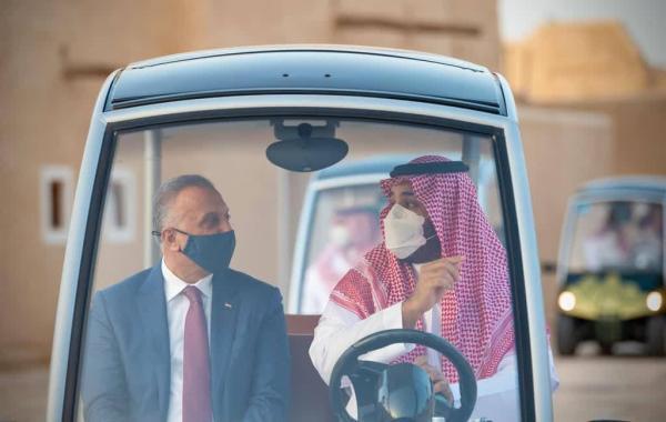 همکاری های عربستان و عراق با امضای چند توافق نامه افزایش یافت