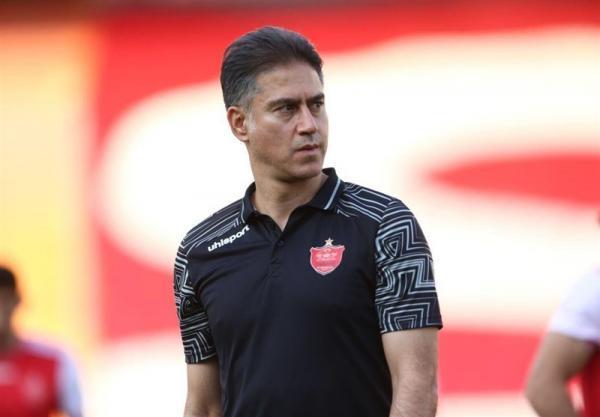 تمرکز مربی پرسپولیس را به هم ریختند، پیشنهاد لیگ فزونی در جریان لیگ قهرمانان آسیا