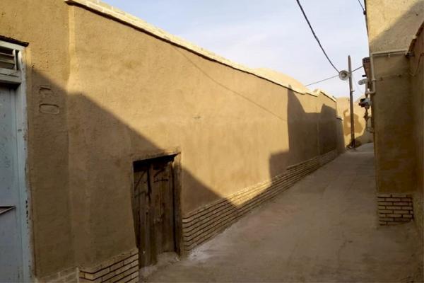 خاتمه پروژه بازسازی و بهسازی معابر محله تاریخی شاه ابوالقاسم یزد