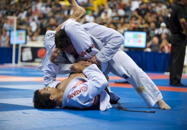 جوجیتسو برزیلی زیر نظر فدراسیون انجمن های ورزش های رزمی نهاده شد