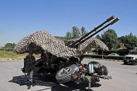 تصاویر دو سامانه پدافندی جدید ، مجید و ذوالفقار قاتل جدید موشک های کروز