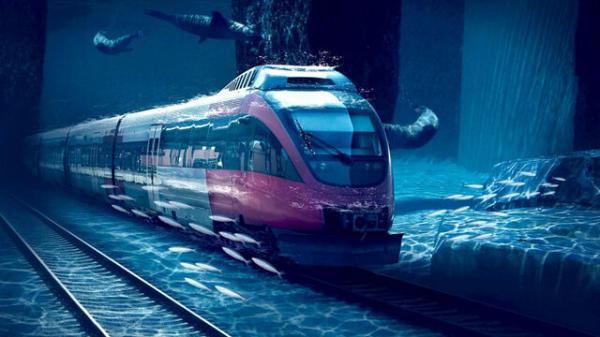 آخرین خبر درباره راه آهن زیرآبی چین به آمریکا