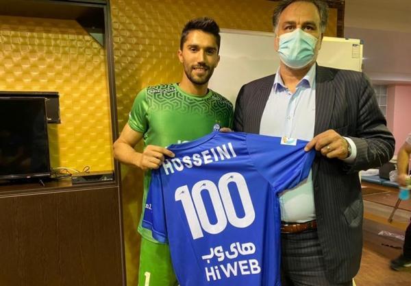 حسینی: از شرایط مسابقه دور بودم، با اسماعیلی هماهنگ کرده بودیم