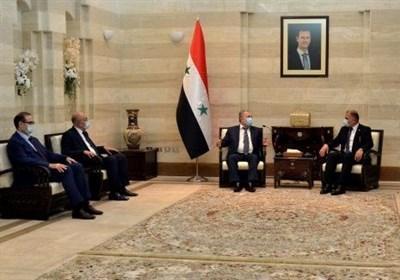 تاکید نخست وزیر سوریه بر همکاری مالی با عراق