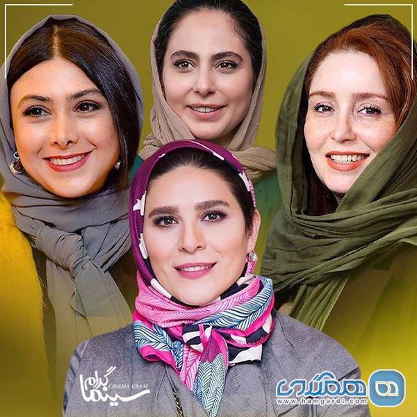 نقش پر رنگ بازیگران زن در سریال ها