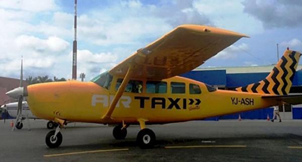 اولین مجوز تاکسی هوایی برای فرودگاه بین المللی پیام البرز صادر شد